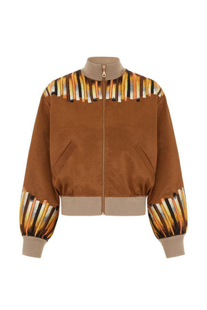 Jackets Cabez Signature Bomber Sadie Clayton Conspiracy New York