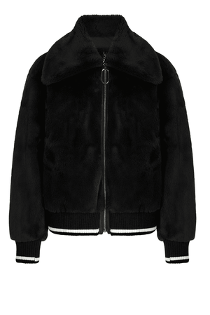 Jackets Gina Supersoft Faux Fur Bomber Markus Lupfer Conspiracy New York