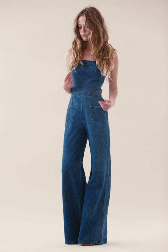 2dd09e85b72 Jumpsuits Jean Genie Denim Jumpsuit Stoned Immaculate Conspiracy New York