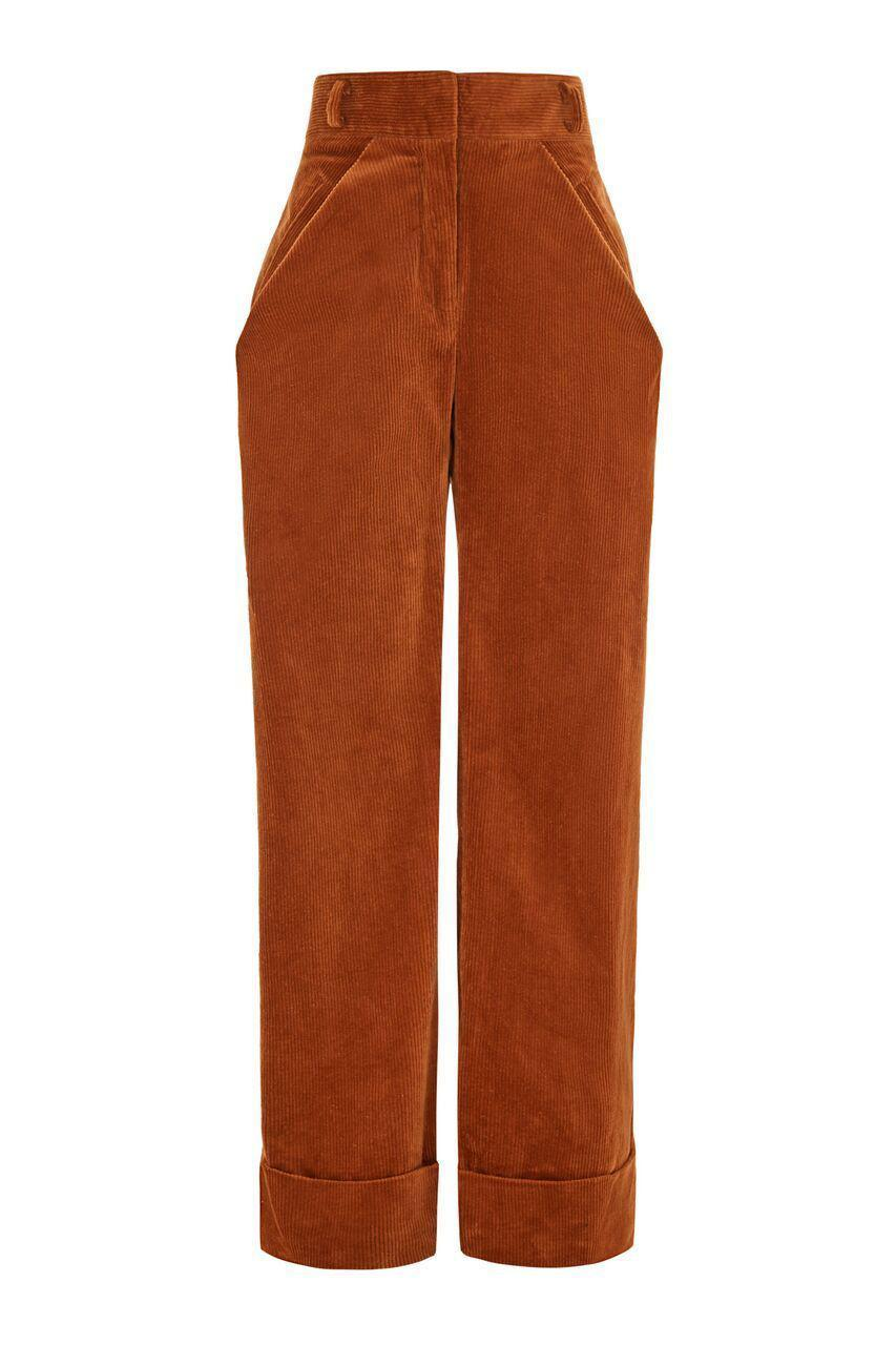 Pants Flo Wide Leg Trouser Sadie Clayton Conspiracy New York