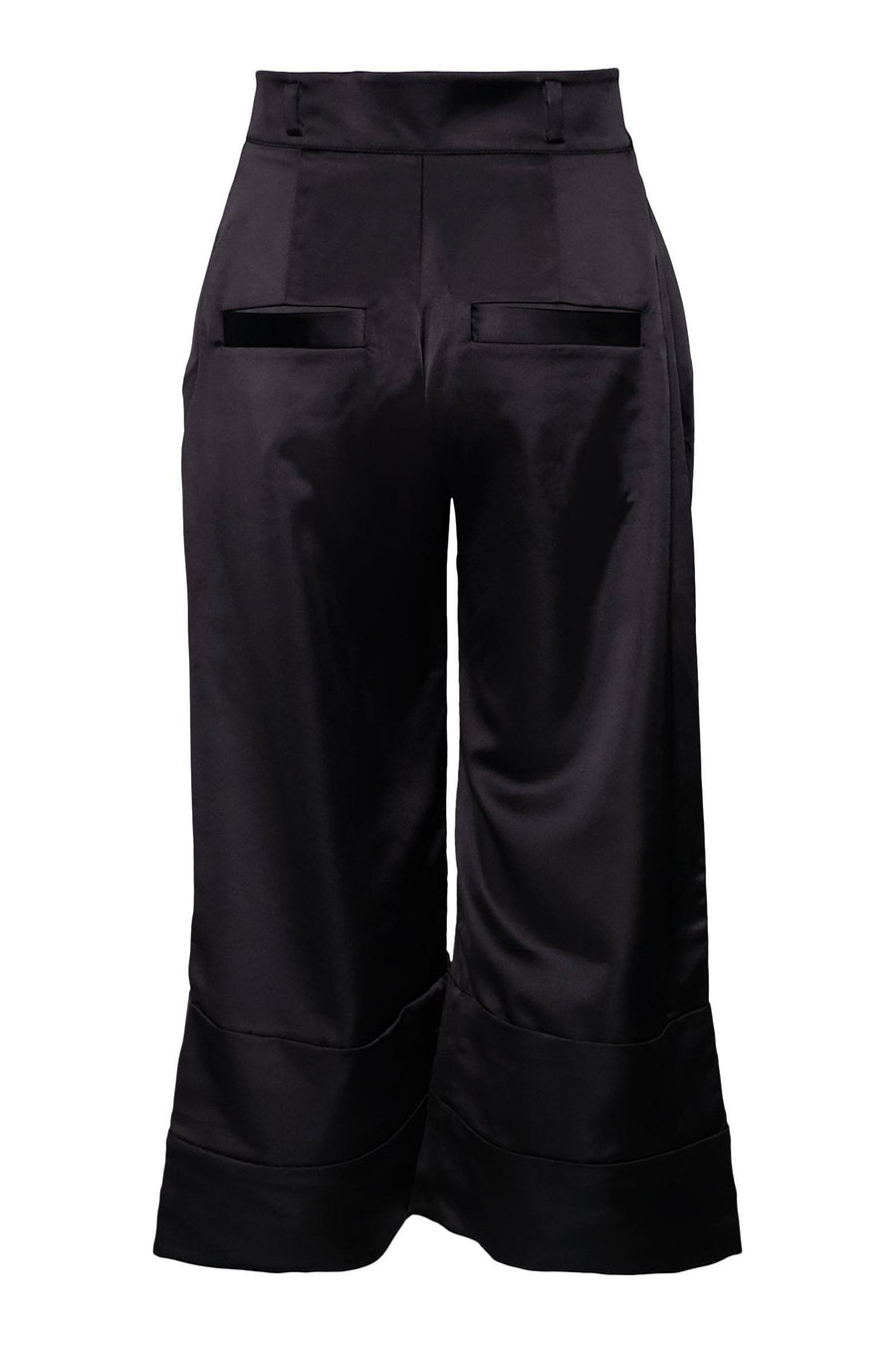 Pants Mid Calf Double Hem Trouser Sadie Clayton Conspiracy New York