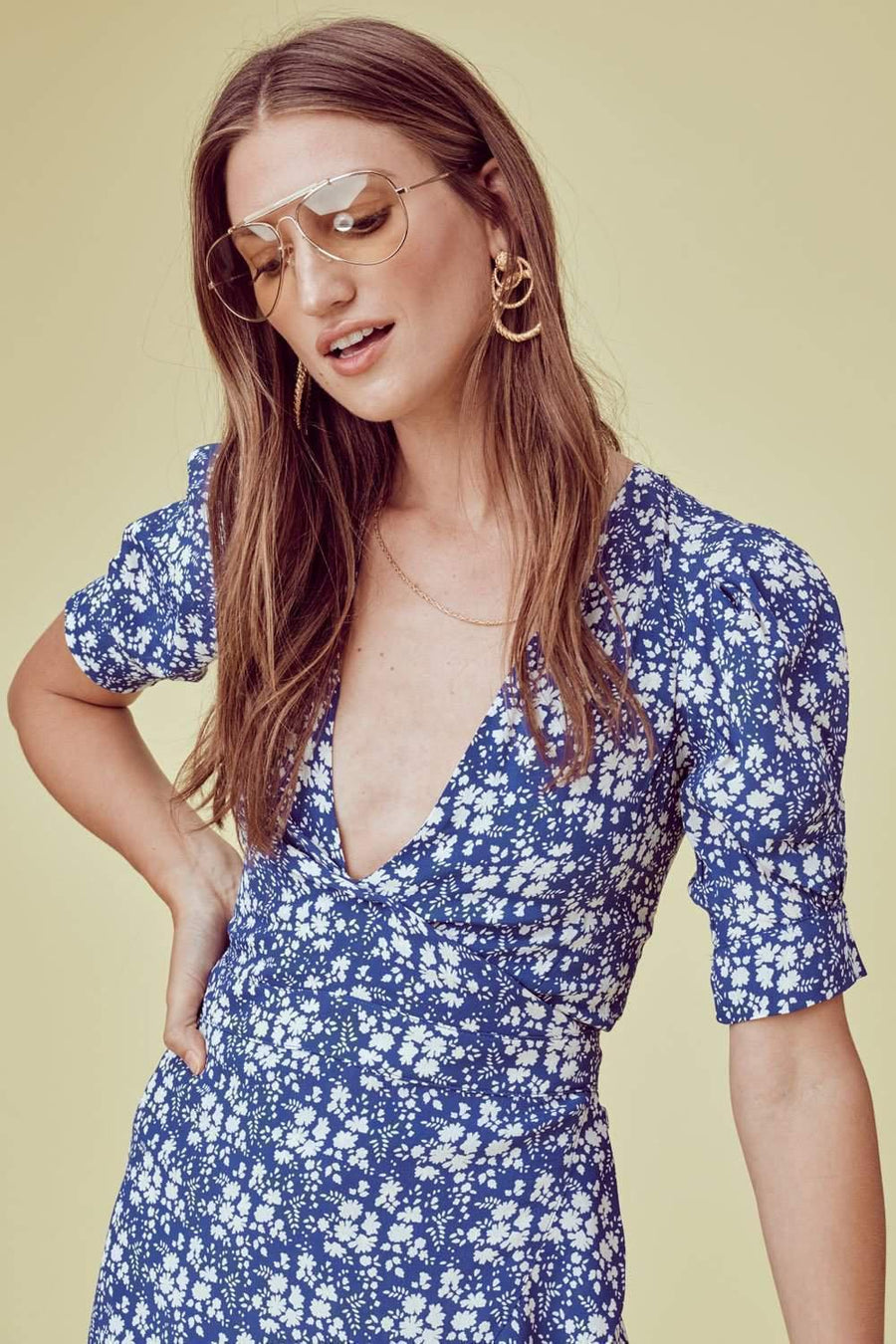 Rompers Zamira Floral Romper For Love & Lemons Conspiracy New York