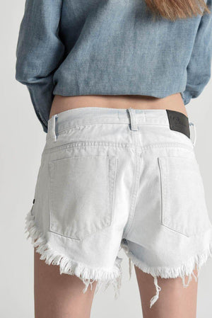 Shorts Brandos Relaxed Denim Shorts OneTeaspoon Conspiracy New York
