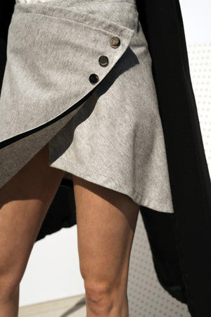 Skirts Asymmetric Skirt Port Zienna Conspiracy New York
