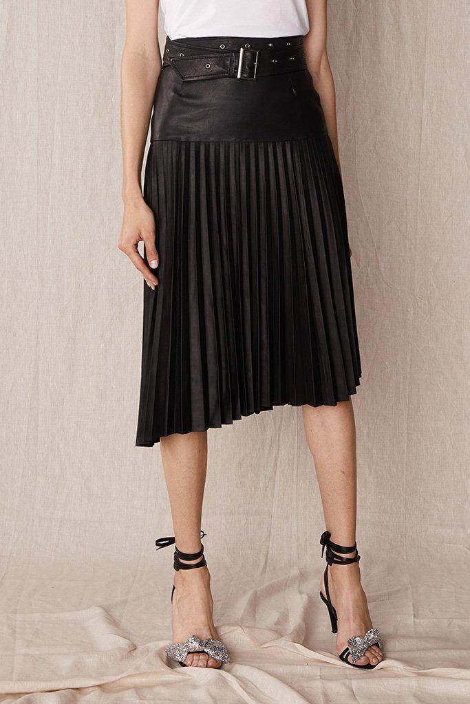 Skirts Park Avenue Pleated Skirt West 14th Conspiracy New York