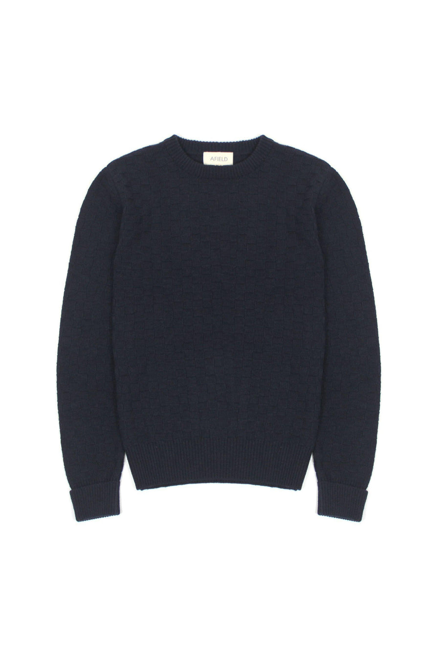 Sweaters Barlow Square Knit Far Afield Conspiracy New York