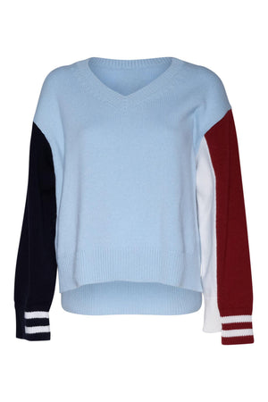 Sweaters Dolcevita Block Color Pullover MRZ Conspiracy New York