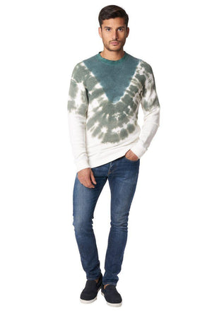 Sweatshirts Crewneck Sweatshirt Mitchell Evan Conspiracy New York