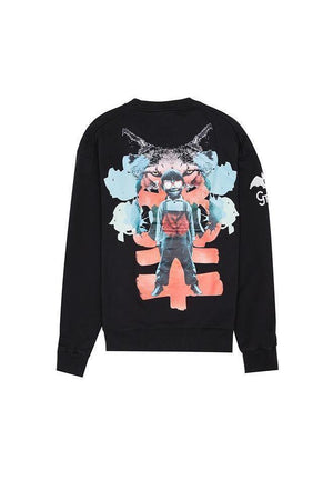 Sweatshirts G Foot x GEYM Sweatshirt GEYM Conspiracy New York