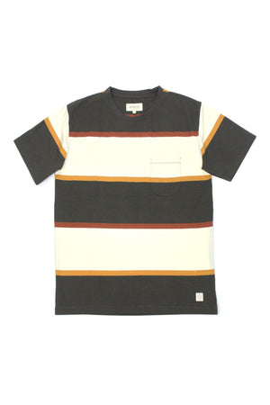 Tees Dos Stripe Tee Far Afield Conspiracy New York