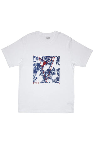 Top Language Short Sleeve Tee Dyne Conspiracy New York