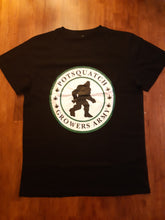 Uni sex Potsquatch Growers Army T-shirt - Potsquatch Growers