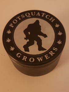 The Potsquatch Growers Grinder - Potsquatch Growers