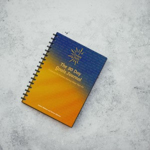 The 90 Day Goals Journal - GIFT TO YOU!