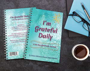 I'm Grateful Daily: A 90 Day Gratitude Journal {OPEN FOR PRE-ORDERS}