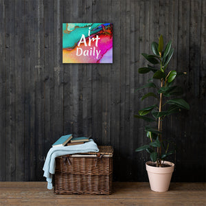 iArtDaily Vibrant Wall Art
