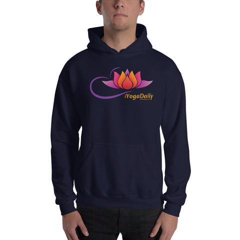 iYoga Daily Flower Hooded Sweatshirt