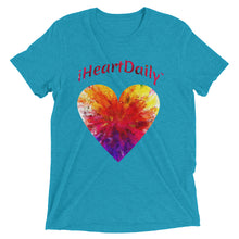 iHeartDaily - Short Sleeve Women's Tri-Blend Soft T-shirt