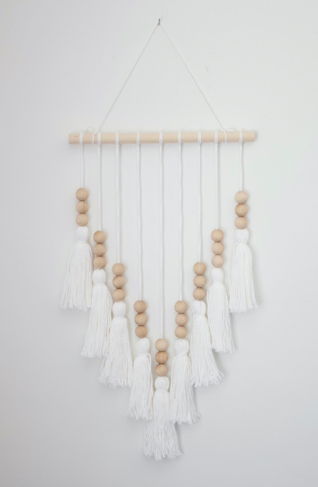 Unwind - Craft & Charcuterie Kit (Tassel Wall Hanging)