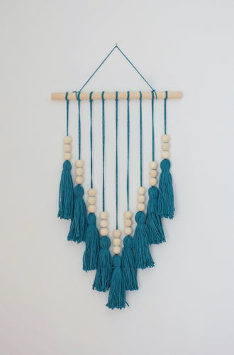 Tassel Wall Hanging Kit