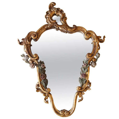 18th Century Italian Wall Mirror Mirrors Jacques Antiques