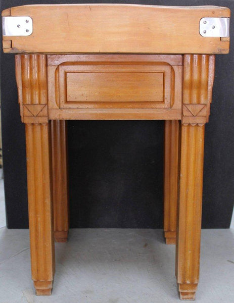 French Butcher Table Tables Jacques Antiques