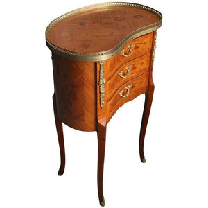 Italian Kidney Shaped Side Table Tables Jacques Antiques