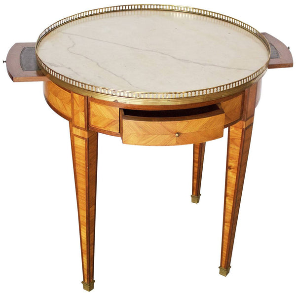 Napoleon III Period Bouillotte Style Table Tables Jacques Antiques