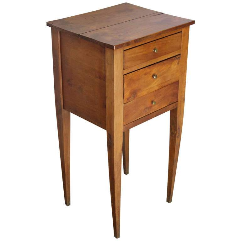 Provincial Directoire Period Side Table Tables Jacques Antiques