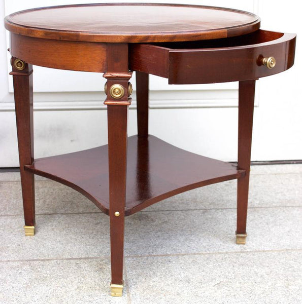 Small Gueridon by Maison Jansen Tables Jacques Antiques