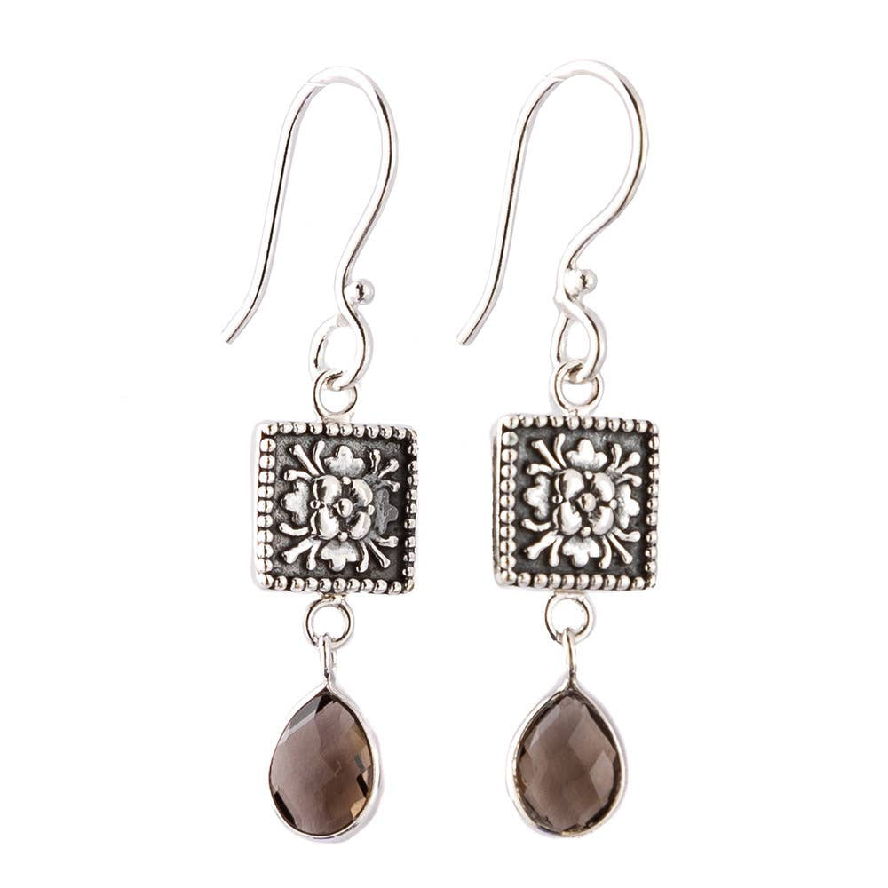 Trades by Haim Shahar Silver Collection Earrings (TE5457S)
