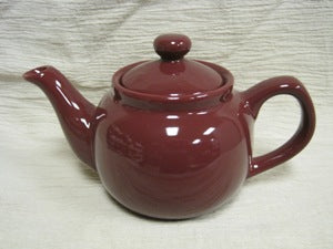Tea Pot - Ceramic - 2 Cup