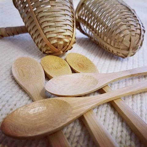 Tea Spoon - Bamboo