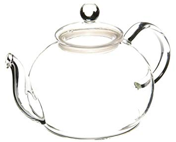 Tea Pot - Glass - 3 Cup