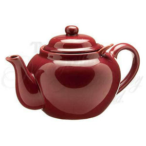 Tea Pot - Ceramic - with Infuser