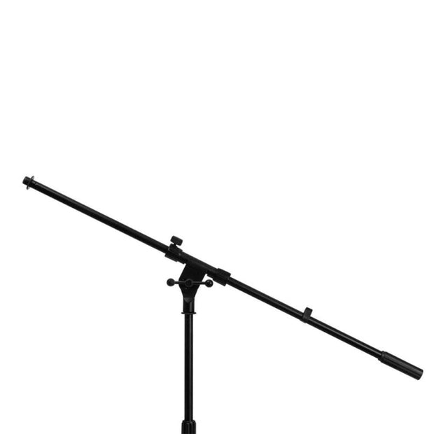 On Stage MS7701B Microphone Stand with Boom Black
