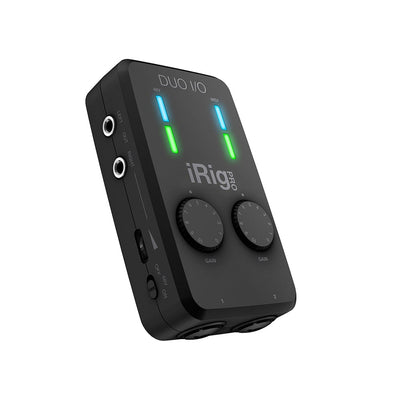 iRig Pro Duo I/O Streaming Audio Interface