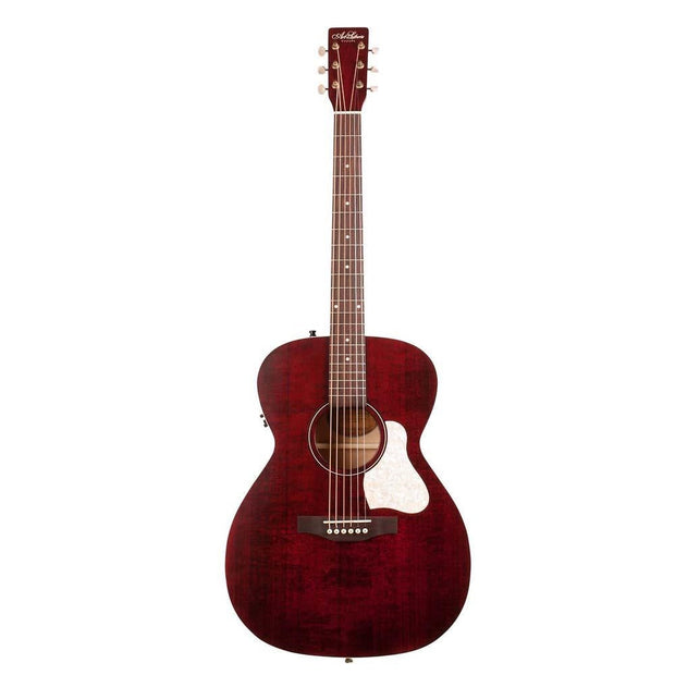 Art & Lutherie Legacy Acoustic Guitar Tennessee Red