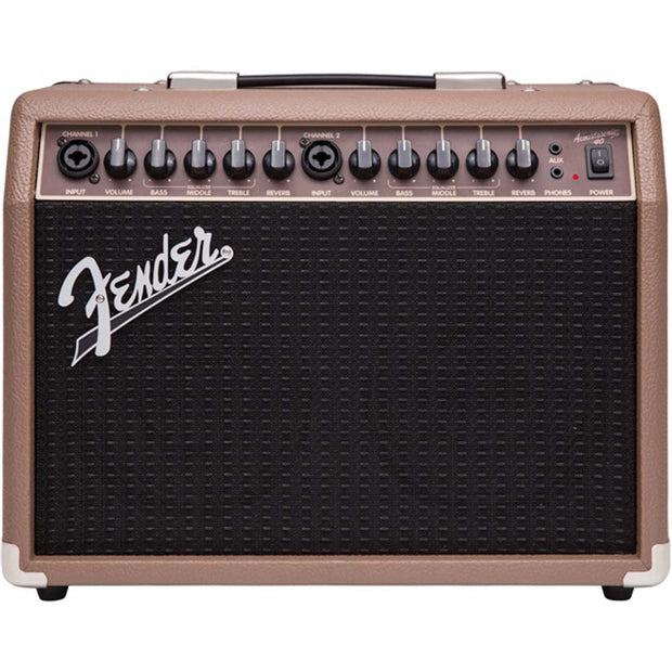 Fender Acoustasonic 40 - 40-watt Acoustic Amp