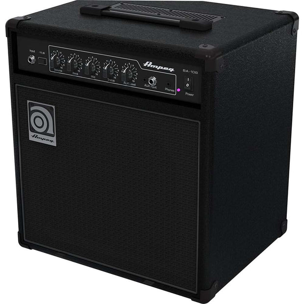Ampeg BA-108V2 20-Watt Bass Combo Amplifier