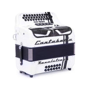 Cantabella Revolution 534 Fa Blanco Mate - 5 Registros