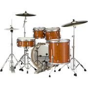 Pearl Export EXL 5-piece Drum Set with Hardware - Honey Amber - No Cymbals