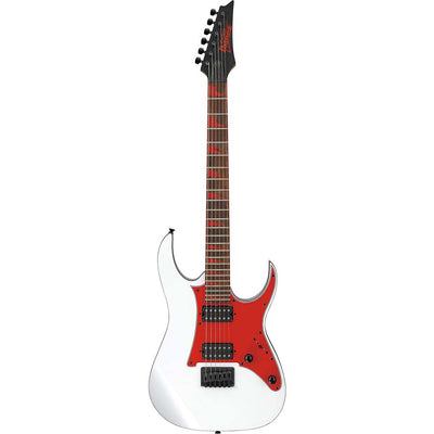 Ibanez GRG131DX WH GIO Series Electric Guitar (White)