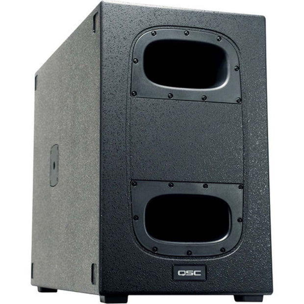 QSC KS212C Cardioid 3,600W Dual 12 inch Powered Subwoofer
