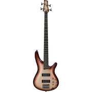 Ibanez SR 4-String Electric Bass Charred Champagne Burst