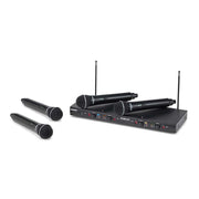Samson Stage 412 Quad-Channel Handheld VHF Wireless System