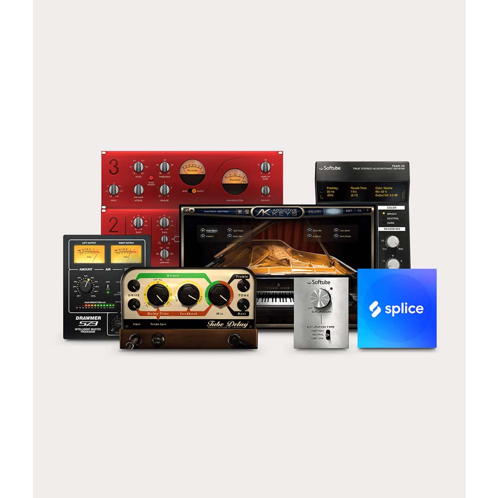 Focusrite Scarlett 18i20 Interface de audio USB de 3ª generación