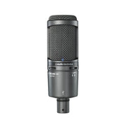 Audio Technica Microfono USB Condensador De Estudio Con Direccion Lateral