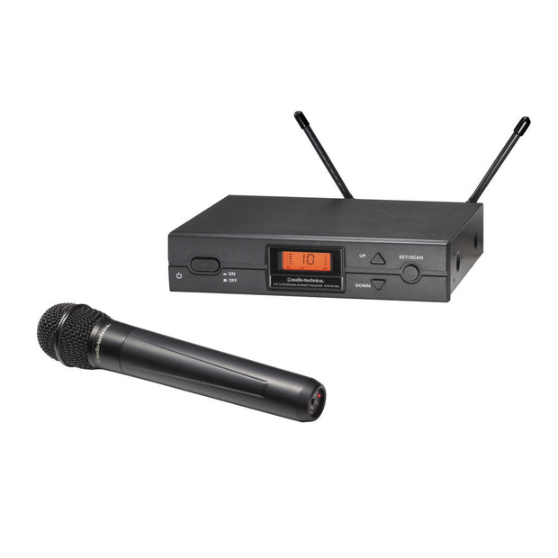 Audio-Technica 2000 Series Wireless Handheld Microphone System