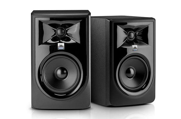 "JBL 308P MKII 8"" Powered Studio Monitor"